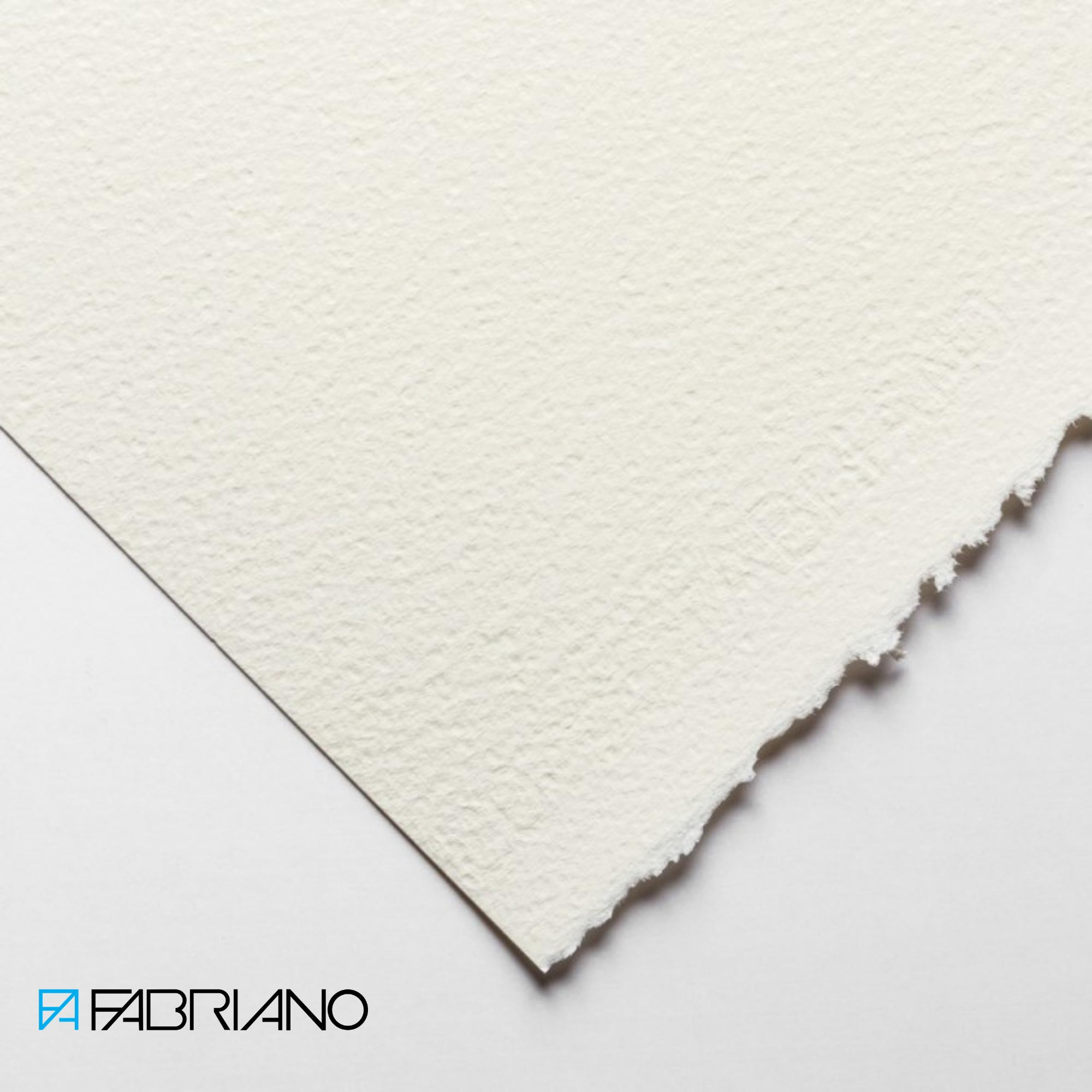 PAPEL FABRIANO ARTÍSTICO 100%300G56X76 RUGOSO