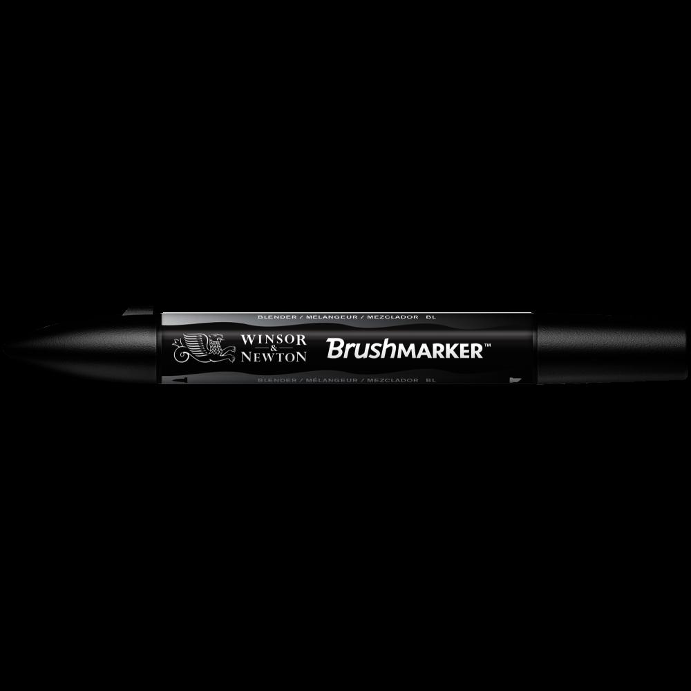 MARCADOR BRUSHMARKER W&N BLENDER BL