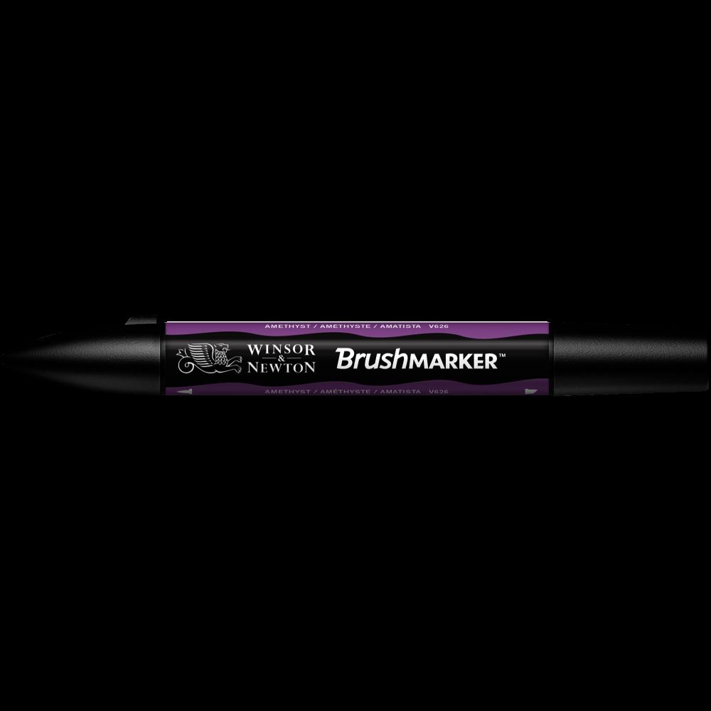 MARCADOR BRUSHMARKER W&N AMATISTA V626