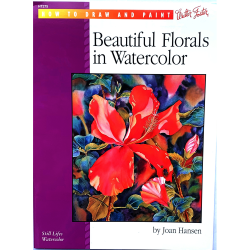REVISTA WALTER FOSTER HT275 WATERCOLOR FLORAL