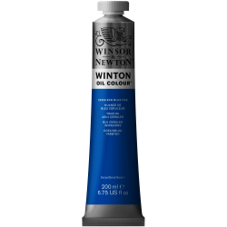 OLEO 200ML WINTON 138 AZUL CERULEO (66)