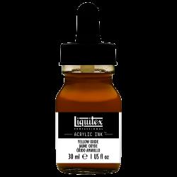TINTA LIQUITEX ACRILICA 30ML AMARILLOOXID 416