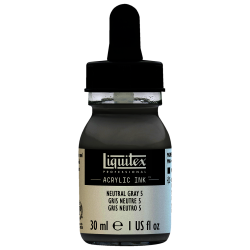 TINTA LIQUITEX ACRILICA 30ML GRIS NEUTRAL 599