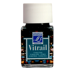 VITRAL L&B AZUL TURQUESA 50 ML RF 050