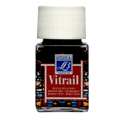 VITRAL L&B ROJO BRILLANTE 50 ML RF 433