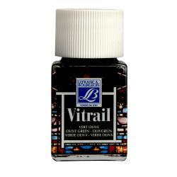 VITRAL L&B VERDE OLIVA 50 ML RF 541