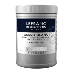 GESSO MATE 500 ML LEFRANC & BOURGEOIS
