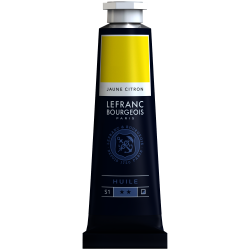OLEO FINE 40ML LEMON YELLOW 169