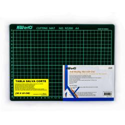TABLA SALVACORTE KW-TRIO 30X22 (A4) RF 9Z200