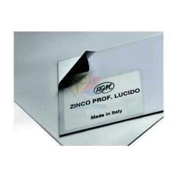 LÁMINA DE METAL ZINC 50X70 CMS 1MM GROSOR RGM