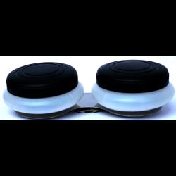 ACEITERA  PLASTICA DOBLE C/TAPA RF. A15004
