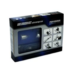 AEROGRAFO ACCION DOBLE GIOTO RF BD 183 KIT