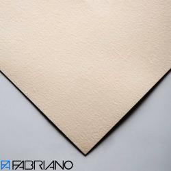 P/FABRIANO UNICA GRABADO 50%250G 50x70 CREMA