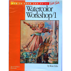 REVISTA WALTER FOSTER HT213 WATERCOLOR WORKSH
